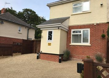 Thumbnail 2 bed semi-detached house to rent in London Road, Shrewton, Salisbury