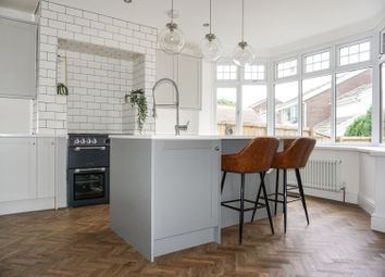 Thumbnail 3 bed semi-detached house for sale in Oakwell Oval, Leeds
