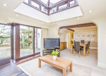 Thumbnail 3 bed detached house for sale in Coventry Road, Croft, Leicester