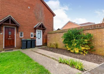 Thumbnail 1 bed end terrace house for sale in Moore Gardens, Gosport