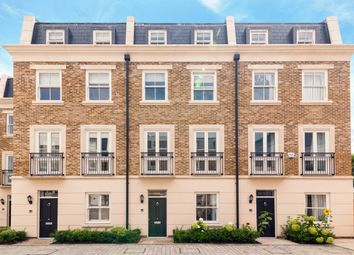 Thumbnail 4 bed terraced house for sale in Heathcote Gate, Fulham