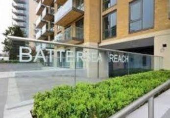 Thumbnail 1 bed flat for sale in Battersea Reach, Juniper Drive, Wandsworth