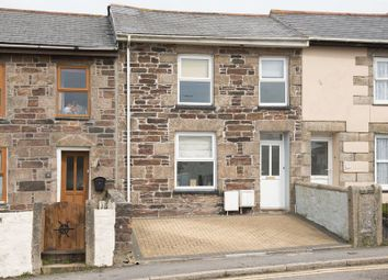 Thumbnail 3 bed terraced house for sale in St. Day Road, Redruth