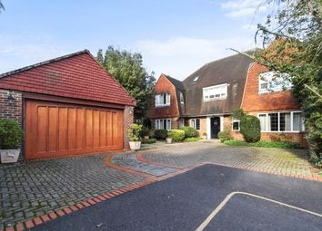 Thumbnail 5 bed detached house to rent in St Aubyns Avenue, Wimbledon Village