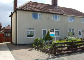 Thumbnail 2 bed semi-detached house for sale in Stokesley Crescent, Billingham
