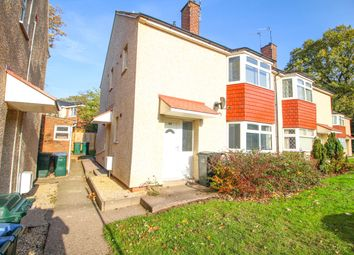 Thumbnail 1 bed maisonette for sale in James Green Road, Coventry
