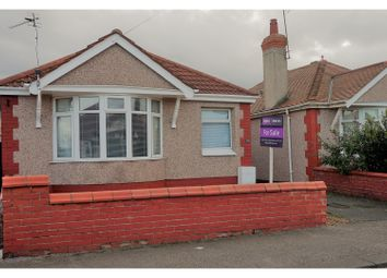 Thumbnail 2 bed detached bungalow for sale in Bridgegate Road, Rhyl