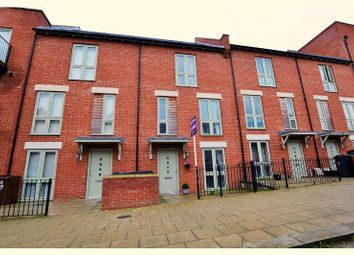 Thumbnail 4 bedroom town house for sale in High Street, Northampton