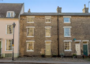 Thumbnail 5 bed terraced house for sale in Crown Street, Bury St. Edmunds, Suffolk