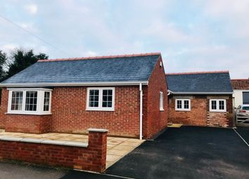 Thumbnail 2 bed bungalow for sale in Weaverthorpe, Malton