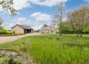 Thumbnail 6 bedroom detached house for sale in School Lane, Chittering, Cambridge