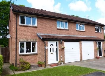 Thumbnail 3 bed semi-detached house for sale in Oakfields, Pound Hill