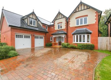 Thumbnail 5 bed detached house for sale in Mere Oaks, Standish, Wigan