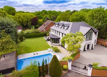 Thumbnail 6 bed detached house for sale in Stanmore Way, Loughton