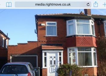 Thumbnail 3 bed semi-detached house to rent in Elford Grove, Debdale Park, Manchester, Greater Manchester