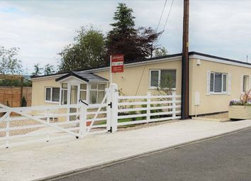 Thumbnail 3 bed detached bungalow for sale in Victoria Road, Wooler, Northumberland