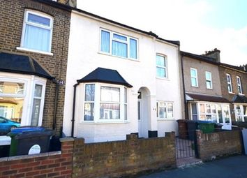 Thumbnail 3 bed property to rent in Downsell Road, Stratford, London