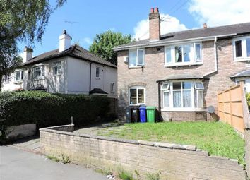 Thumbnail 3 bedroom semi-detached house for sale in Parrs Wood Road, Didsbury, Manchester