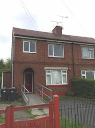 Thumbnail 1 bed flat to rent in Barnabas Avenue, Crewe, Cheshire