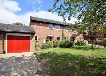 Thumbnail 2 bedroom semi-detached house to rent in Hagbourne Close, Woodcote, Reading