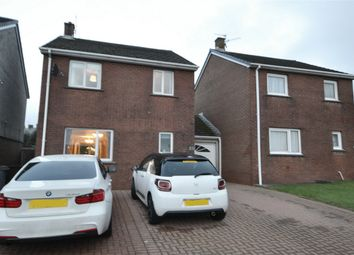 Thumbnail 3 bed link-detached house for sale in Rowntree Crescent, Moresby Parks, Whitehaven, Cumbria