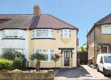 Thumbnail 3 bed semi-detached house for sale in Gillian Park Road, Sutton