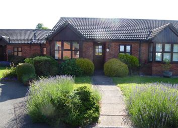 Thumbnail 2 bed terraced bungalow for sale in Chestnut Green, Church Gresley