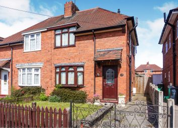 Thumbnail 3 bed semi-detached house for sale in Farm Road, Brierley Hill