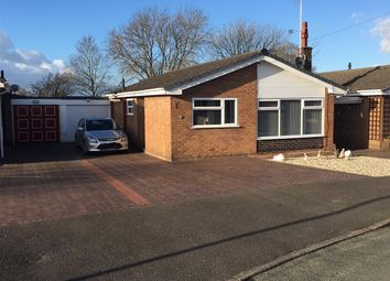 Thumbnail 2 bed detached bungalow for sale in St. Matthews Drive, Derrington, Stafford