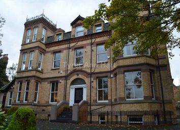 Thumbnail 3 bedroom flat for sale in Aigburth Drive, Aigburth, Liverpool