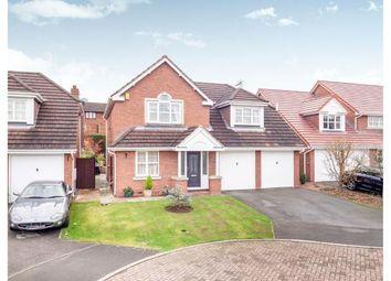 Thumbnail 4 bed detached house for sale in Larch Close, Underwood, Nottingham, Nottinghamshire