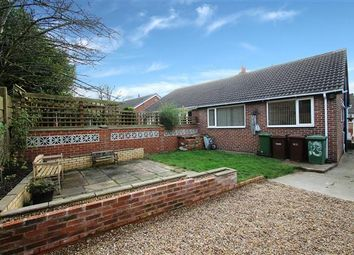 Thumbnail 2 bed bungalow for sale in Park Avenue, South Kirkby, Pontefract