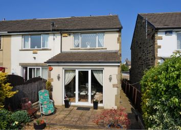 Thumbnail 2 bedroom end terrace house for sale in South Street, Netherton, Huddersfield