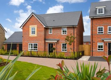 "Thumbnail 5 bed detached house for sale in ""Lamberton"" at Stretton Road, Stretton, Warrington"