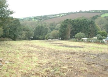 Thumbnail  Land for sale in Park View Road, Helston