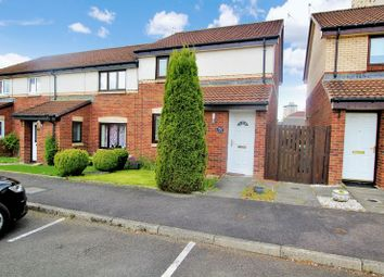 Thumbnail 2 bedroom end terrace house for sale in Valley View, Motherwell