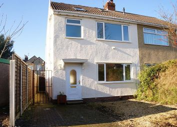 Thumbnail 3 bedroom property for sale in Fern Road, Downend, Bristol