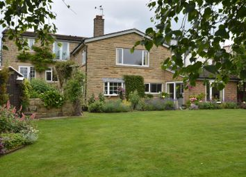 Thumbnail 4 bed detached house for sale in Church Road, Quarndon, Derby