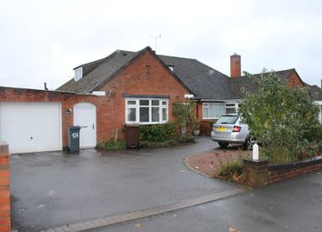 Thumbnail 3 bed semi-detached bungalow to rent in Shakespeare Drive, Shirley, Solihull