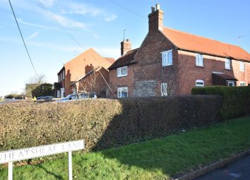 Thumbnail 3 bed semi-detached house for sale in Wheatsheaf Lane, Long Bennington, Newark