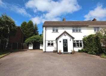 Thumbnail 3 bed semi-detached house for sale in Hilton Lane, Great Wyrley