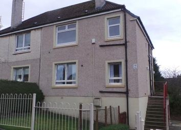 Thumbnail 1 bed flat for sale in Cecil Street, Coatbridge