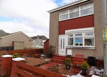Thumbnail 2 bed end terrace house for sale in Beechmount Court, Shotts