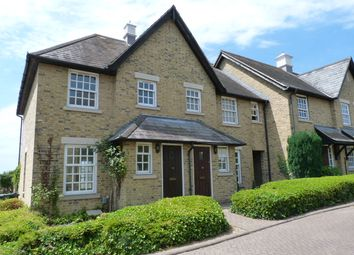 Thumbnail 3 bed end terrace house to rent in Warrenne Way, Reigate