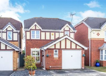 Thumbnail 3 bed detached house for sale in Dove Close, Bedworth