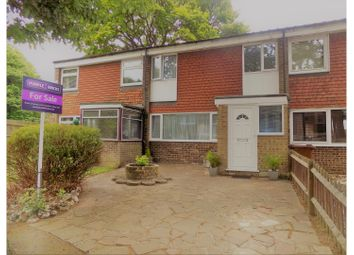 Thumbnail 3 bedroom terraced house for sale in Plomley Close, Parkwood, Rainham