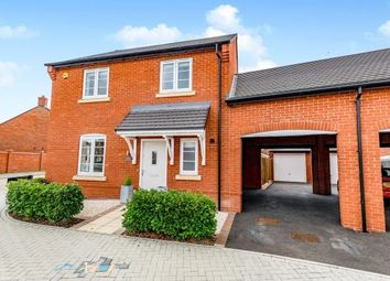 Thumbnail 4 bedroom detached house for sale in Arderne De Gray Road, Wolston, Coventry