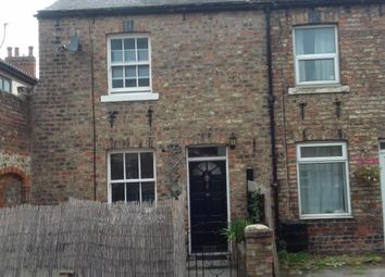Thumbnail 2 bed end terrace house to rent in 5 Park Square, Ripon, North Yorkshire