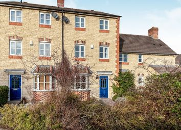 Thumbnail 3 bed terraced house for sale in Sanderling Close, Bicester
