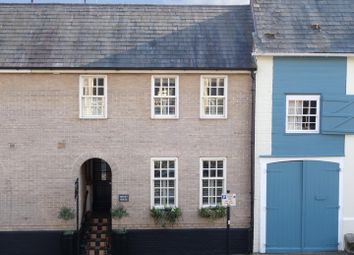 Thumbnail 3 bed terraced house for sale in Honey Hill, Bury St. Edmunds